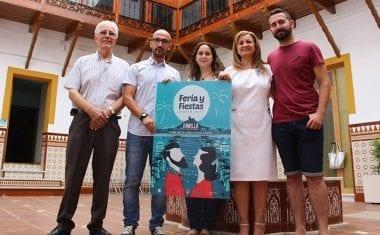 Presentado el cartel y programa de actos de la Feria y Fiestas de Agosto 2017
