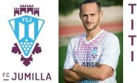 Titi renueva con el FC Jumilla