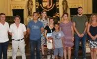 Una familia jumillana acoge a un niño saharaui para pasar el verano