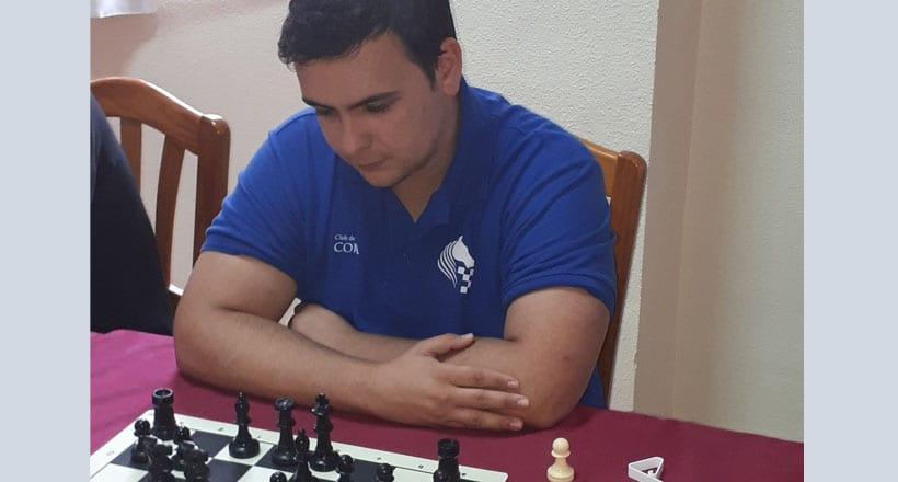 """Regular actuación de los jugadores del Coimbra Jumilla en el 45 Torneo de Ajedrez """"Feria de Yecla"""""""