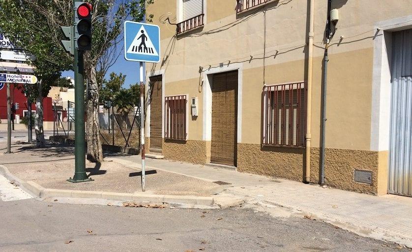 El Ayuntamiento tiene previsto arreglar parte de la avenida de la Asunción