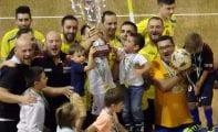 Abiarjo AT se proclama campeón de las XXIX 24 Horas de Fútbol Sala Peña La Parra