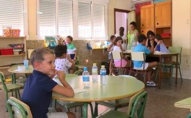 Comienza a funcionar el Aula de Conciliación Familiar en el Colegio de La Asunción