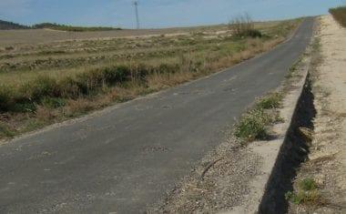 Fomento invierte más de doscientos cuarenta mil euros en las obras de mejora del camino de El Boquerón