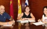 El Ayuntamiento formaliza el convenio de colaboración con AMFIJU