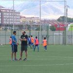Un centenar de jóvenes promesas participó en 'I Torneo Alevín-Benjamín E.M.F.B. Jumilla'