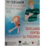 Convocado el III Concurso 'Educando contra la violencia' de Poesía y Relato Corto