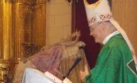 Finaliza el Encuentro de Cofradías con la misa de clausura oficiada por el Obispo