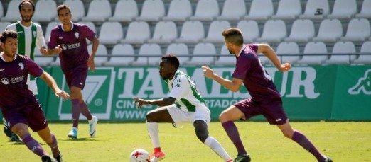El FC Jumilla empata en su salida ayer a Córdoba