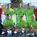 Aspajunide busca superarse en el Nacional de Fútbol Sala que se disputa en Algeciras del 4 al 8 de octubre