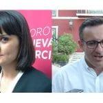 Mañana los socialistas deciden en segunda vuelta quien será su dirigente regional