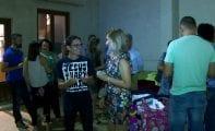 Una treintena de personas participaron en la Noche Gastronómica