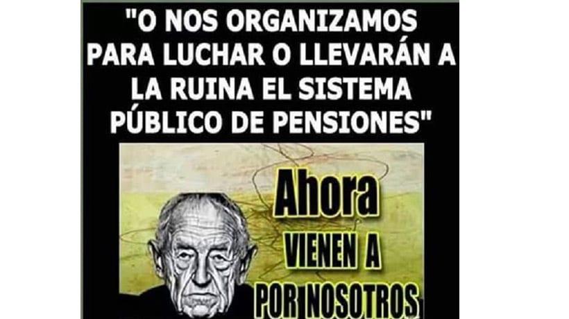 José María Lucas ofrecerá en Jumilla una charla sobre las pensiones y jubilaciones