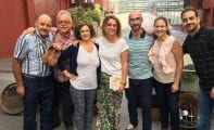 El presidente de la Fiesta de la Vendimia de Jumilla 'compitió' con Rafael Amargo