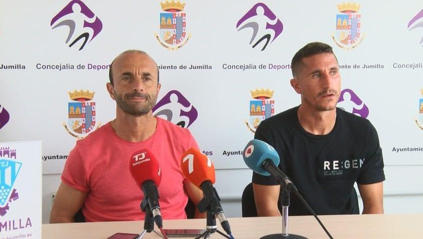 UCAM de Murcia visita en la tercera jornada La Hoya