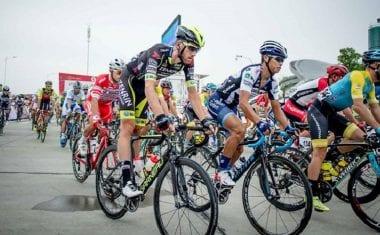 Salva Guardiola queda quinto de la general en el Tour de China II