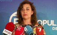 La presidenta local del PP y senadora Seve González asistió a la reunión de la Junta Directiva Nacional