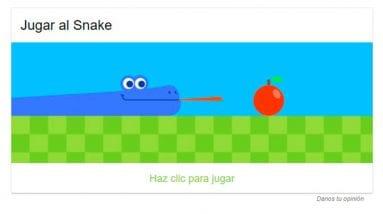 Juego snake
