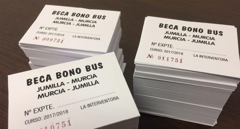 Abierto el primer plazo de solicitud de subvenciones para transporte a universidades y otros centros fuera de Jumilla
