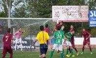 El Jumilla no pudo con el Villanovense que le marcó 2-0