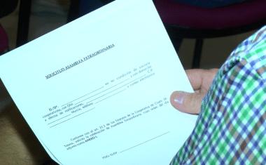 Los almendricultores de COATO están reuniendo firmas para obligar a la Junta Rectora a convocar Asamblea Extraordinaria