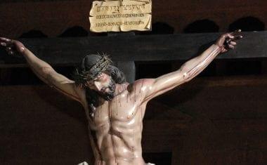 La imagen del Cristo de la Vida participará en la procesión del III Congreso Internacional de Cofradías