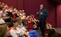 Ayer tuvo lugar una conferencia sobre la demencia con motivo del Día Mundial del Alzheimer
