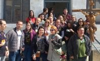 Los cofrades peregrinan este año a Caravaca de la Cruz