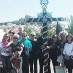 Miembros de la Junta Central de Hermandades de Jumilla ganaron el Jubileo en Caravaca el domingo