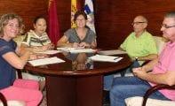 Ayuntamiento y Cruz Roja firman convenio para la concesión de subvención de 10.000 euros