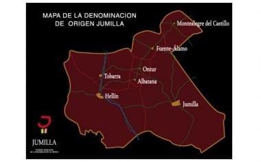 Jumilla presenta sus mejores vinos en Madrid el próximo jueves 26 de octubre
