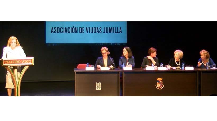 Inaugurado el Curso 2017-18 de la Asociación de Viudas de Jumilla