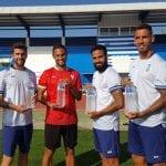 Aquadeus, el agua oficial del FC Jumilla