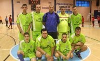 Una victoria y dos empates en el debut de Aspajunide en el Nacional de Fútbol Sala