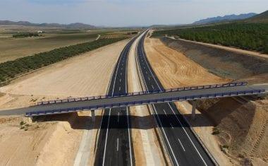 Mañana jueves se inaugura la autovía entre Yecla y Jumilla
