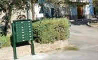Varias pedanías cuentan ya con buzones comunitarios para la correspondencia