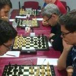 Tres equipos del Club de Ajedrez Coimbra en el Regional 2017