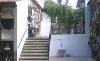El Ayuntamiento realiza trabajos de mejora en el Cementerio de cara al Día de Todos los Santos