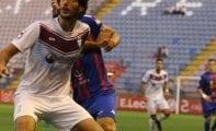 La falta de acierto condena otra vez al FC Jumilla que cayó por la mínima en Extremadura