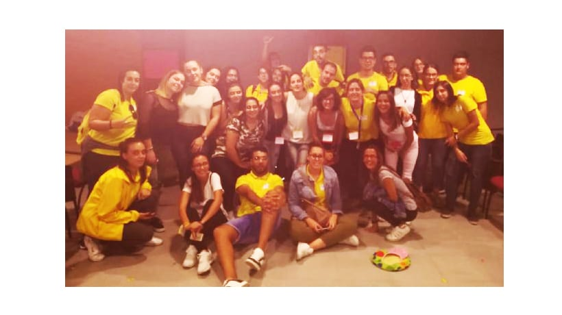 Alumnas de 'Dinamización Campos del Río II' visitan Jumilla para conocer el programa de empleo y formación 'Dinamiza Jumilla'