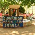 Jumilla Dinamiza sigue haciendo las delicias de los más pequeños con su festival de juegos y actividades creativas