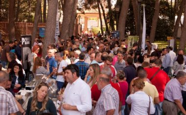 Más de mil personas han asistido a la Feria del Vino de Jumilla celebrada en Hellín