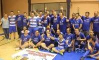 Un Campeonato, un sub-campeonato y un cuarto puesto para los equipos de Aspajunide en el Nacional FEEDI