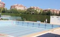 Comienzan las obras de la nueva piscina olímpica del Polideportivo Municipal de La Hoya