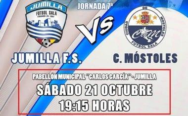 CFS Jumilla da un paso adelante tras su última victoria en Torrejón