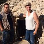 La Comunidad recupera el pozo de la nieve del Parque Regional Sierra del Carche