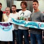 """Pato: """"Los jugadores están muy comprometidos y el proyecto del FC Jumilla es muy serio"""""""