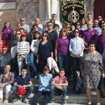 La Cofradía del Rollo gana el Jubileo 2017 en Caravaca de la Cruz