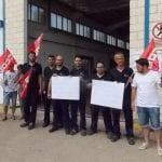 Nueva jornada de huelga en la ITV de Jumilla