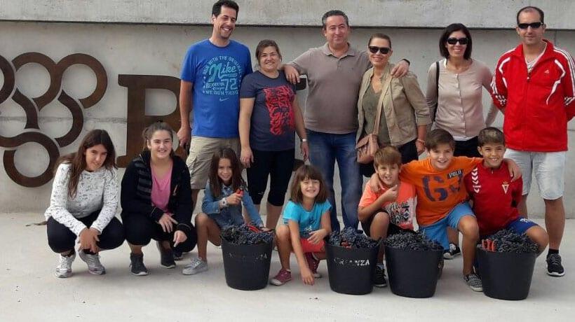 Finaliza Vendimia en Familia en Bodegas BSI con récord de participación